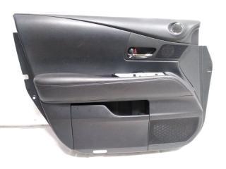 Обшивка дверей передняя левая LEXUS RX350 2009