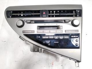 Магнитофон передний LEXUS RX350 2009