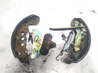 Механизм стояночного тормоза задний левый SUZUKI ESCUDO 2002