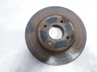 Тормозной диск передний правый NISSAN TIIDA 2008