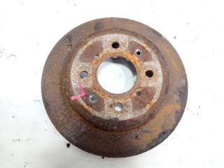 Тормозной диск задний левый HONDA FIT 2010
