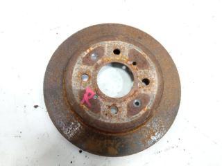 Тормозной диск задний правый HONDA FIT 2010