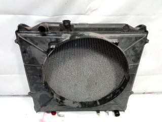 Радиатор основной передний TOYOTA LAND CRUISER PRADO 2001