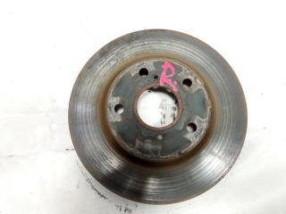 Тормозной диск передний правый TOYOTA PRIUS ALPHA 2011