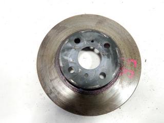 Тормозной диск передний правый TOYOTA COROLLA FIELDER 2013