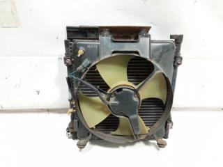 Вентилятор радиатора кондиционера передний HONDA HRV 2003
