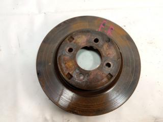 Тормозной диск передний левый MITSUBISHI COLT 2007