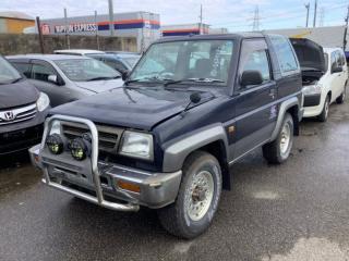 Кузов DAIHATSU ROCKY 1997
