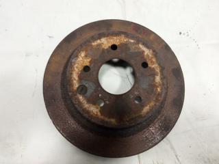 Тормозной диск задний правый NISSAN XTRAIL 2008