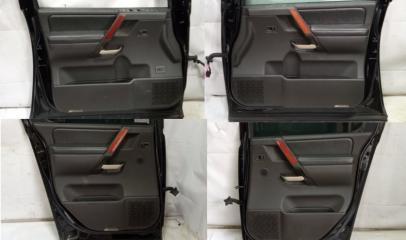 Обшивка дверей задняя правая INFINITI QX56 2005