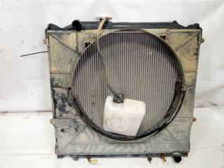 Радиатор основной передний TOYOTA LAND CRUISER PRADO 2000