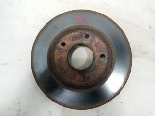 Тормозной диск передний левый NISSAN XTRAIL 2001