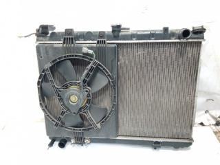 Радиатор основной передний NISSAN XTRAIL 2001
