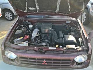 Двигатель передний MITSUBISHI PAJERO JUNIOR 1997