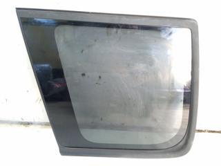 Стекло собачника заднее левое NISSAN XTRAIL 2001
