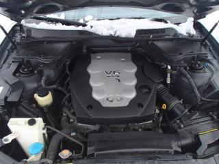 Запчасть двигатель INFINITI FX35 2006