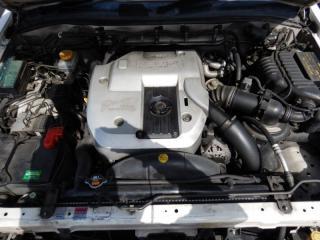 Двигатель передний NISSAN TERRANO 2000