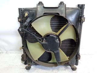 Радиатор кондиционера передний HONDA HRV 2005