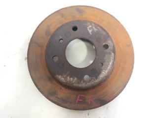 Запчасть тормозной диск передний правый NISSAN LARGO
