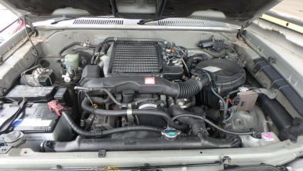 Двигатель TOYOTA LAND CRUISER PRADO 2001