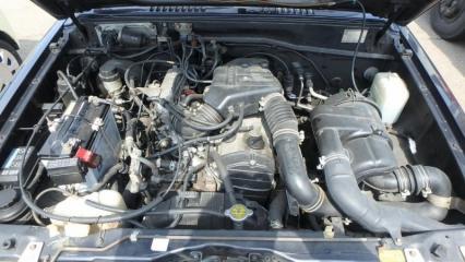 Двигатель DAIHATSU ROCKY 1994