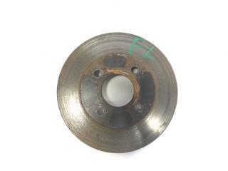 Запчасть тормозной диск передний левый NISSAN NOTE 2008