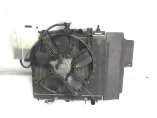 Радиатор основной передний NISSAN NOTE 2008