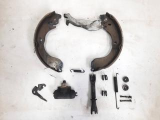 Механизм стояночного тормоза задний левый NISSAN NOTE 2008