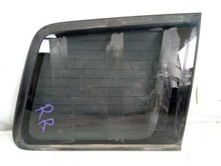 Запчасть стекло собачника заднее правое TOYOTA KLUGER V 2005