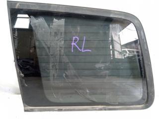 Запчасть стекло собачника заднее левое TOYOTA KLUGER V 2005