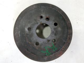 Запчасть тормозной диск задний правый TOYOTA KLUGER V 2005