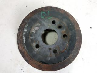 Запчасть тормозной диск задний левый TOYOTA KLUGER V 2005