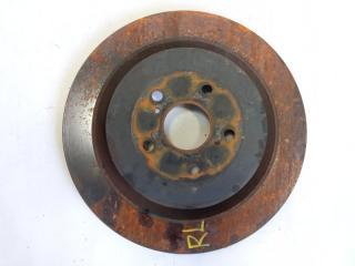 Запчасть тормозной диск задний левый LEXUS RX450h 2017