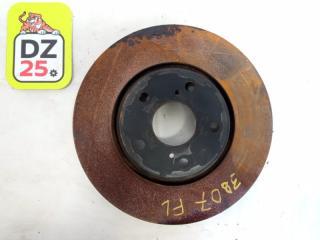 Тормозной диск передний левый TOYOTA VELLFIRE 2019