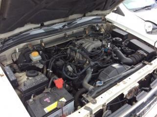 Двигатель NISSAN TERRANO REGULUS 1998