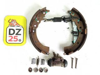 Механизм стояночного тормоза задний левый TOYOTA CALDINA 2000