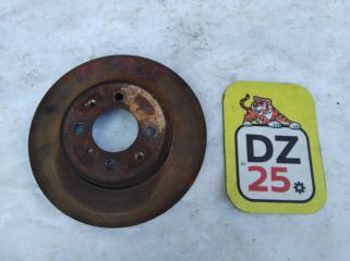 Тормозной диск передний левый HONDA INSIGHT 2010