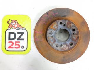 Тормозной диск передний левый HONDA STEP WAGON 2010