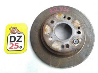Тормозной диск задний правый HONDA STEP WAGON 2010 RK5 R20A 42510SLJ010 контрактная