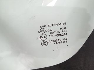 Лобовое стекло переднее RVR 2010 GA3W 4B10