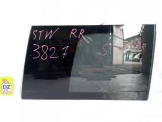 Стекло собачника заднее правое HONDA STEP WAGON 2010