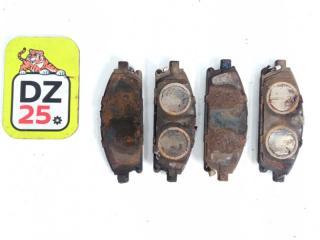 Колодки тормозные передние NISSAN ELGRAND 1997