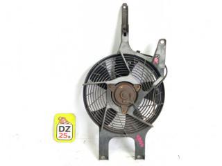 Вентилятор радиатора кондиционера передний правый NISSAN ELGRAND 1998