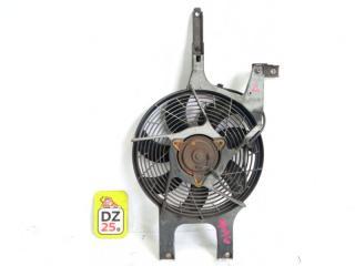 Вентилятор радиатора кондиционера передний левый NISSAN ELGRAND 1998