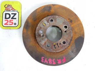 Тормозной диск передний правый HONDA HRV 2001