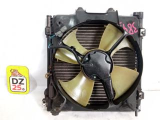 Вентилятор радиатора кондиционера передний HONDA HRV 2001