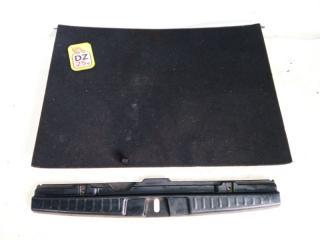 Пол багажника пластик задний HONDA HRV 2002