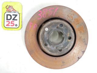 Запчасть тормозной диск передний правый TOYOTA ESTIMA 2009