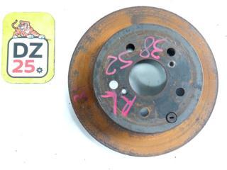 Тормозной диск задний левый TOYOTA VANGUARD 2011