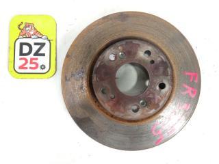 Тормозной диск передний правый HONDA STEP WAGON 2010